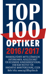 TOP 100 Optiker 2016